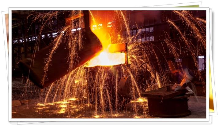 Demir Çelik Üretiminde Türkiye İlk Sekizde.