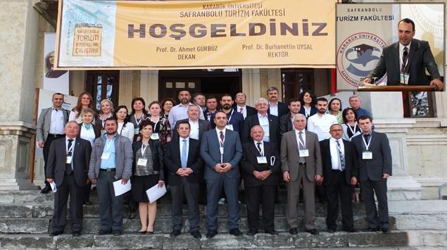 'Safranbolu Turizm Paydaşları' Çalıştayı Gerçekleştirildi.