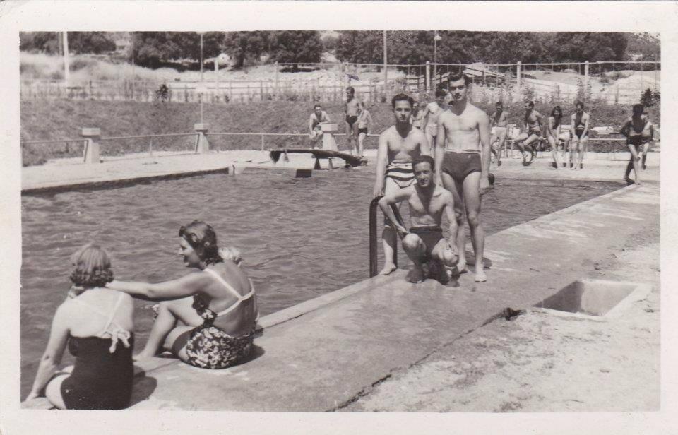 1942 DÇ Yüzme havuzu (Havuzlu Bahçe)