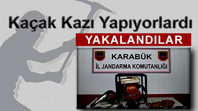 Sakaryada izinsiz kazı iddiası