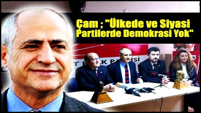 CHP Basın Toplantısı Yaptı..