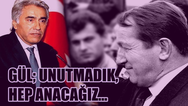 GÜL; MESAJI NET VERDİ..