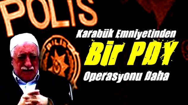 EMNİYET PDY'NA AMAN VERMİYOR..