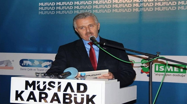 MÜSİAD'Dan FETÖCÜ Damgasına Sert Açıklama