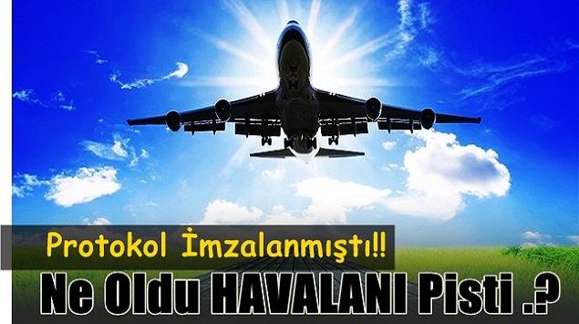 Ne Oldu Uçak PİSTİMİZ !!!