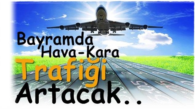 Bayram TRAFİĞİNE Dikkat..!!