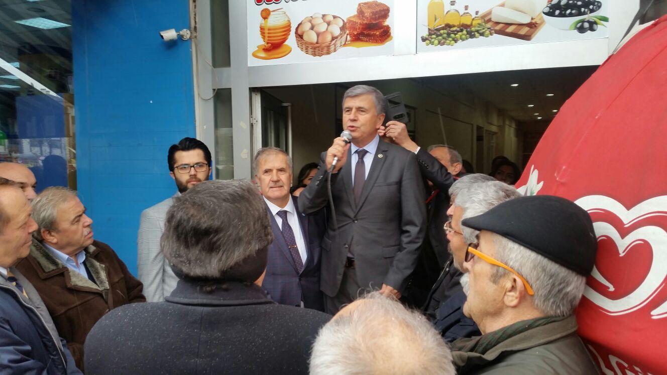 İYİ Parti Safranbolu'da Ses Verdi