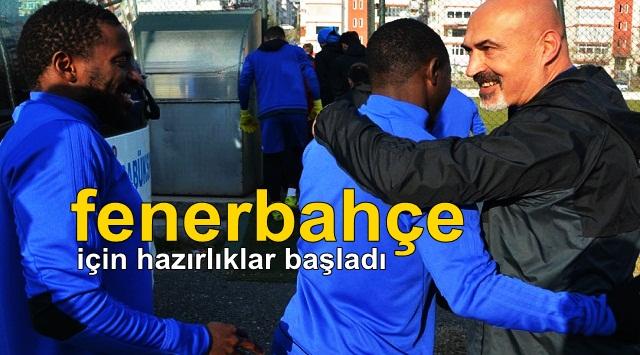 FENERBAHÇE MAÇI HER ŞEYİN BAŞLANGICI !!