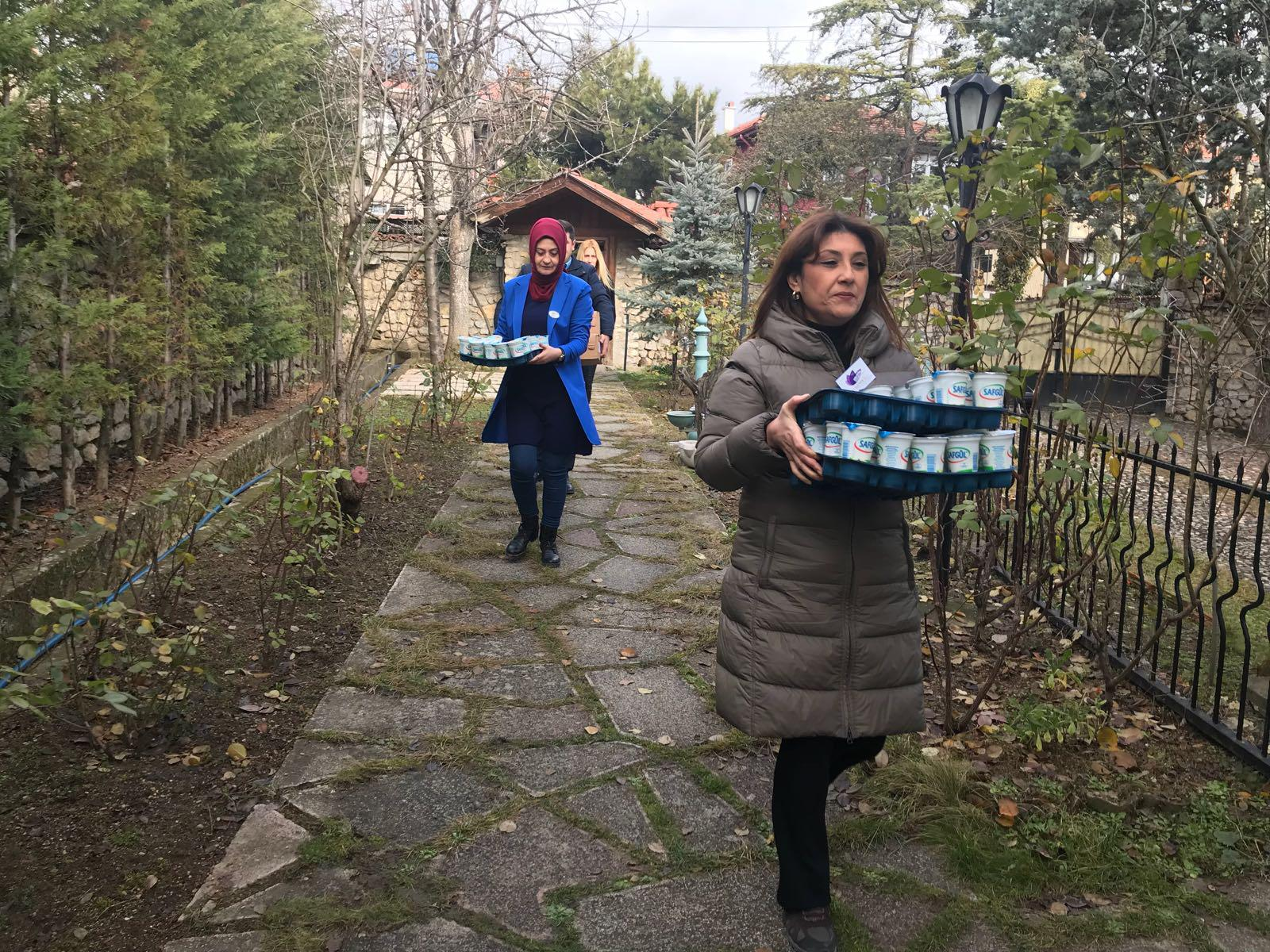 Safranbolu Belediyesinden Örnek Davranış
