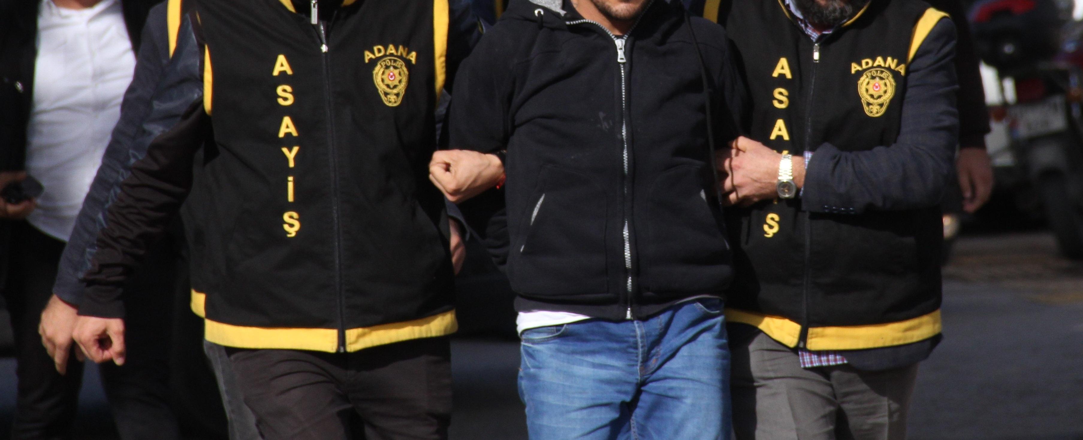 Kaçak Şahıslar Yakalandı Cezaevine Teslim Edildi