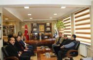 AK Parti İl Yönetiminden Karabük TSO  Ziyareti