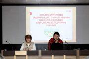 KBÜ Erasmus+KA107 Projesi bilgilendirme toplantısı yapıldı