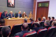 AK Parti Eskipazar Heyeti  TBMM de Ağırlandı