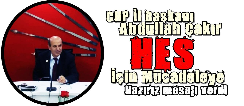 CHP ve AK Parti HES Konusunda Aynı Fikirdeler !!