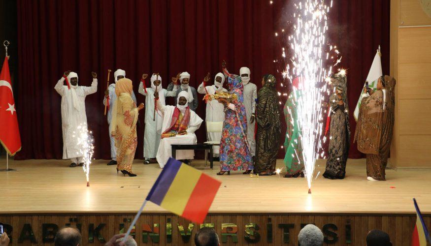 KBÜ'De ÇAD'lı Öğrencilerden ANKARA Havası