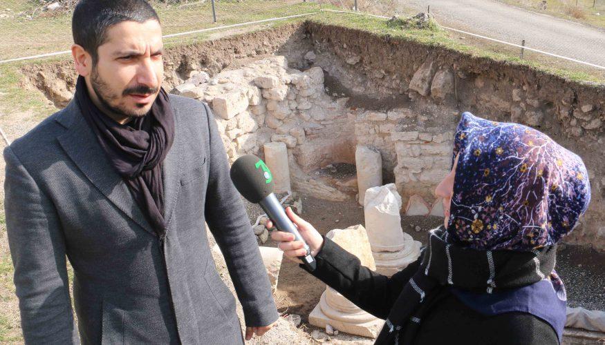 KBÜ'Lü Arkeoloğun tarihe tuttuğu ışık