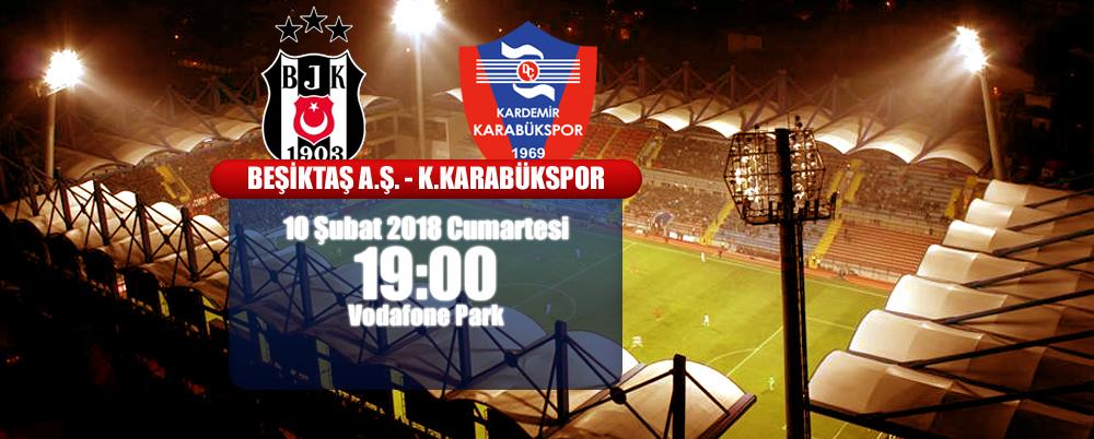 Karabükspor, Beşiktaş Karşısında Sürpriz Yapabilir mi?