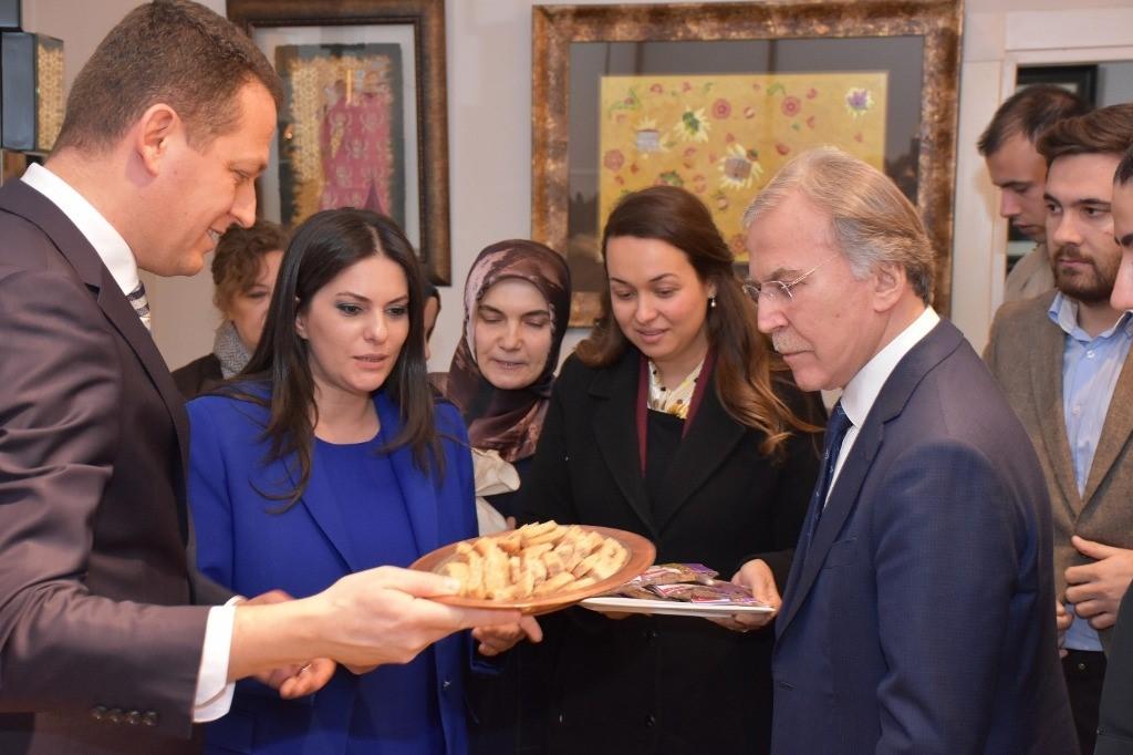 Bakan Sarıeroğlu SAKEM'i Ziyaret Etti