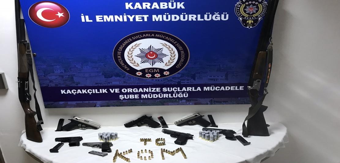 Organize Suç Çetesine'Gölge' Operasyonu