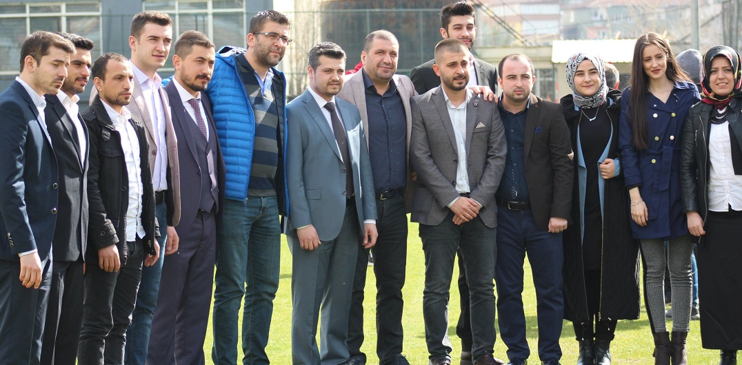 AK Partili Gençlerden Karabükspora Destek