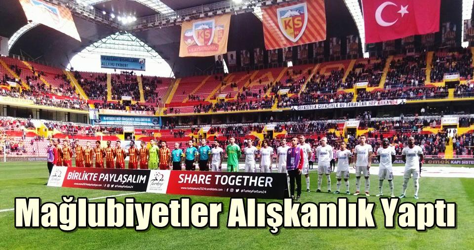 Karabükspor, Kayseri'de Seriyi Bozmadı