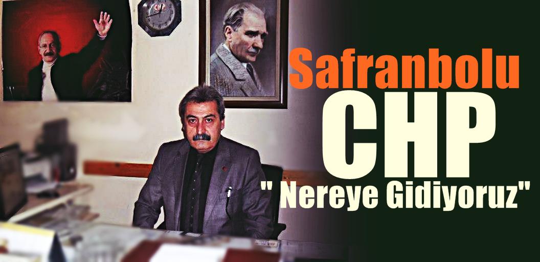 Safranbolu CHP
