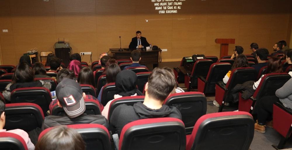Avrupa Birliği 106. Sertifika Programı KBÜ'de Başladı