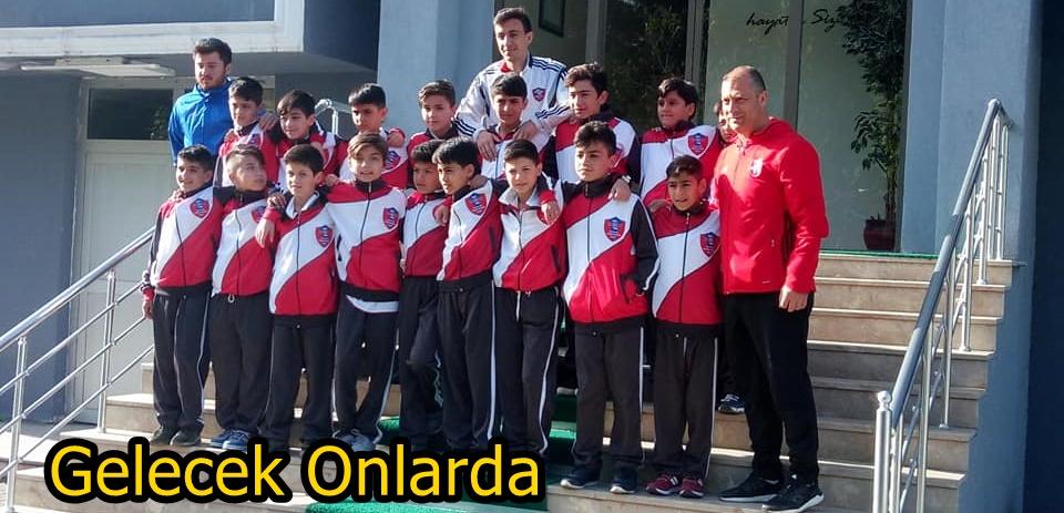 Karabükspor U12 Kuşadası Turnuvasında