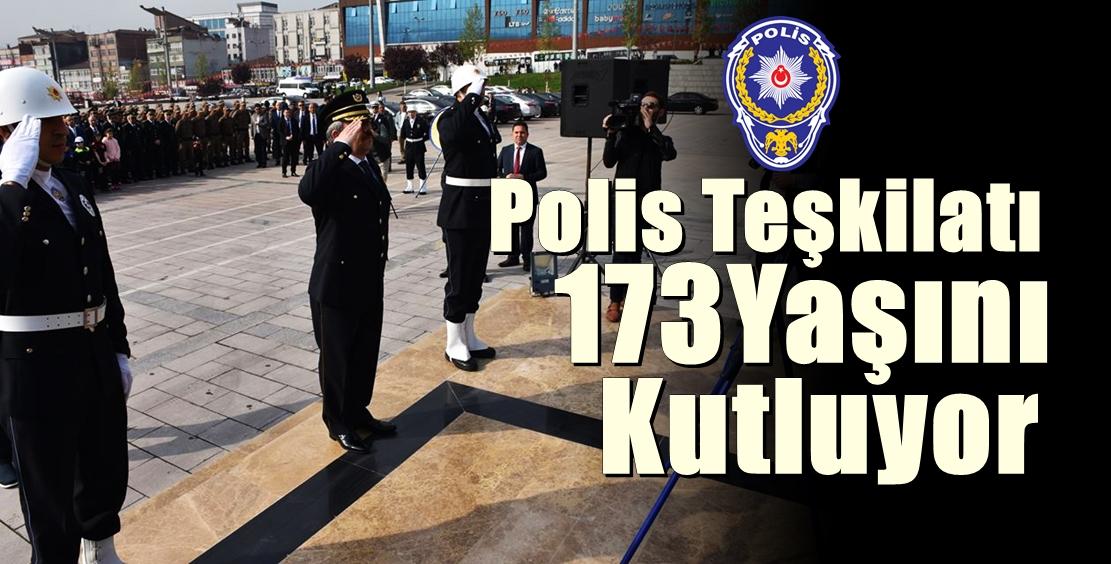 Polis Teşkilatı 173. yaşında
