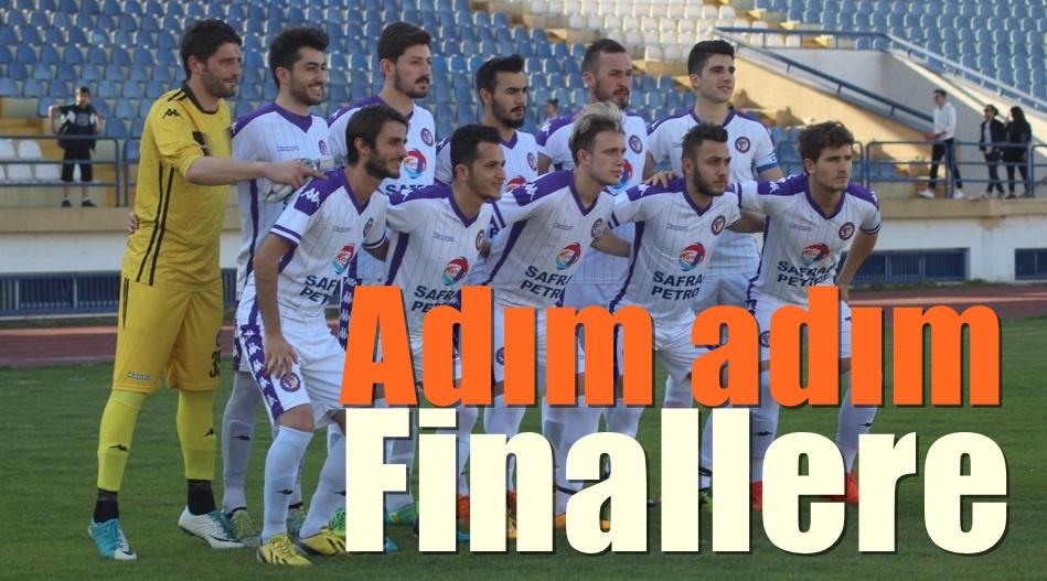 Belediye Spor Futbol Takımı Finalde