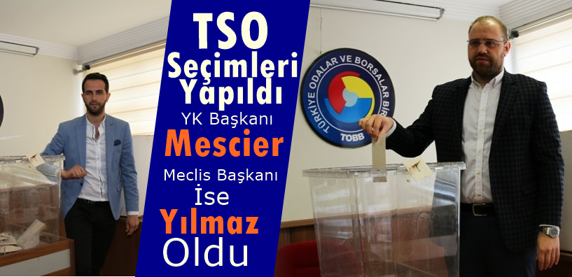 Karabük TSO Yeni Yönetimini Belirledi