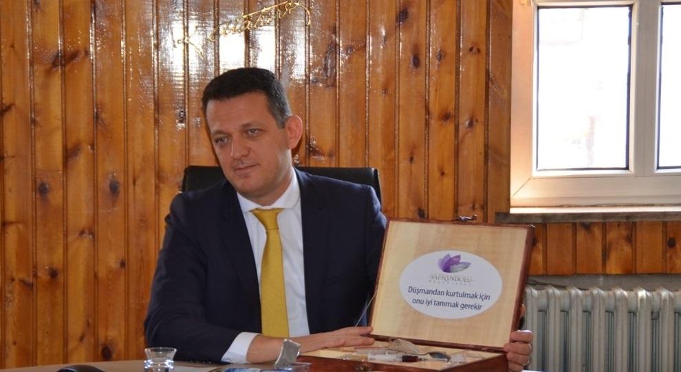 Safranbolu'da Bağımlılıkla Mücadele Toplantısı Yapıldı