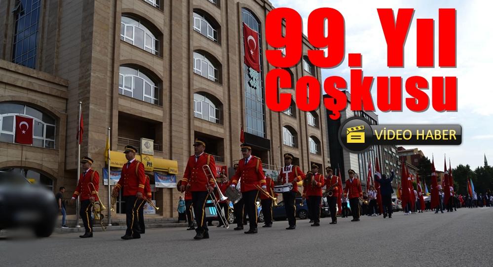 Karabük'te 99. Yılı Coşkusu