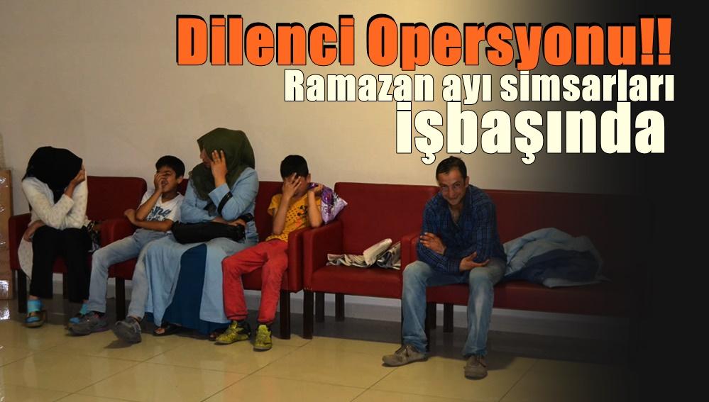 Dilenci Operasyonu