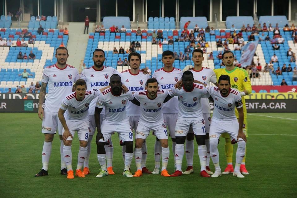 Trabzonspor 3 -0 Karabükspor