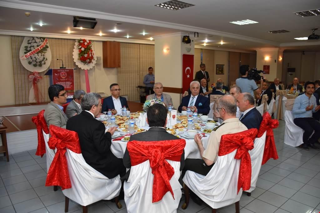 TSKGV'dan Karabük Protokolüne iftar.