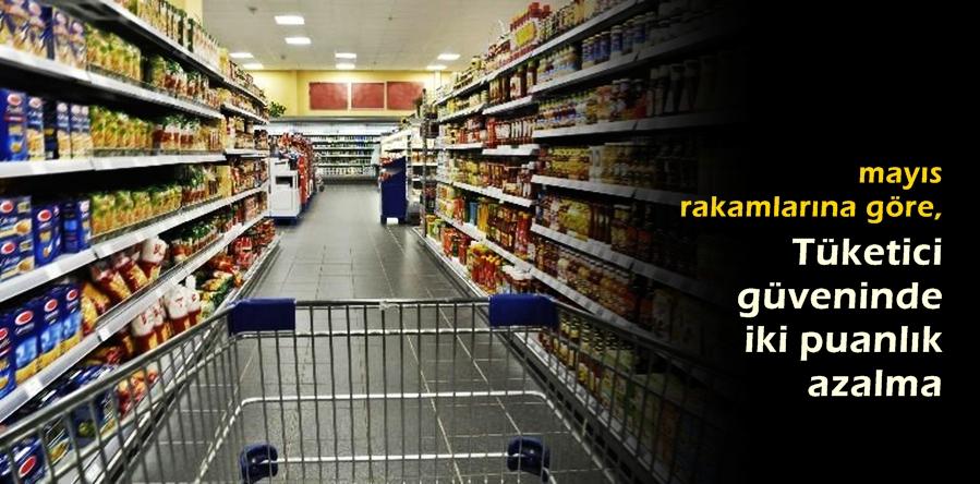 Tüketici güveninde iki puanlık azalma