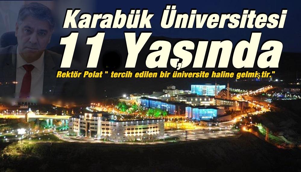 KBÜ 11.Yılını Kutluyor..