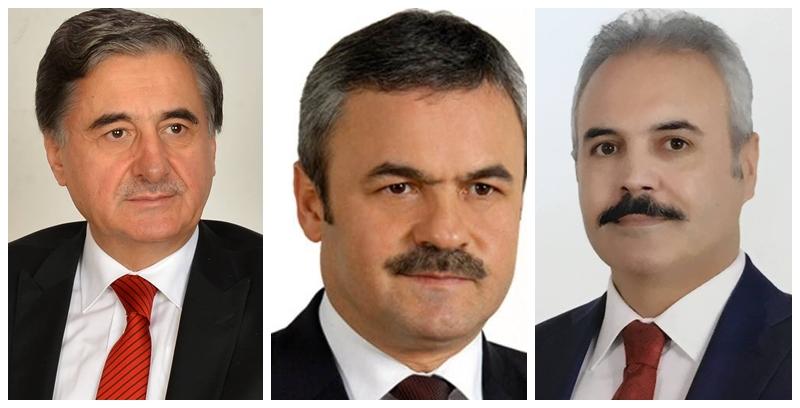 AK Parti aday tanıtım toplantısı yapılıyor