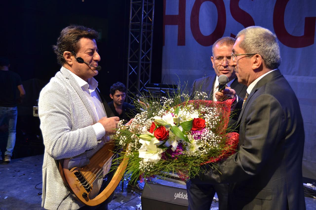 Karabük'te Coşkun Sabah´tan Muhteşem Konser
