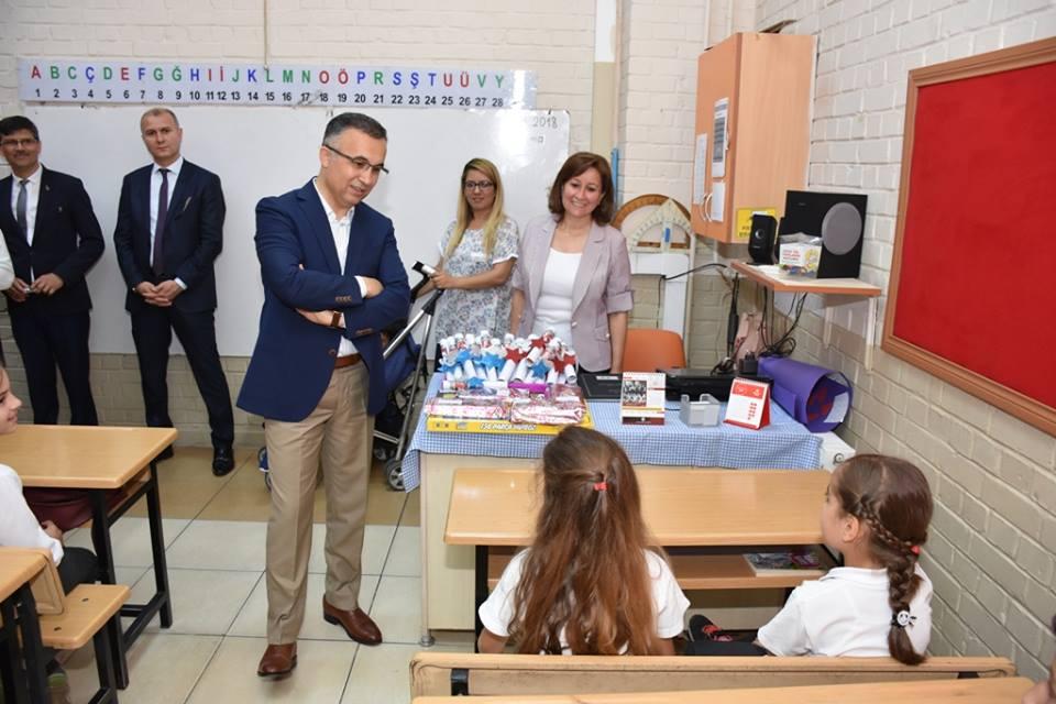 2017-2018 Eğitim-Öğretim Yılı sona erdi.