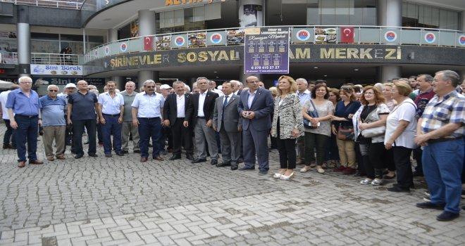 CHP Şirinevler de TAMAM Dedi