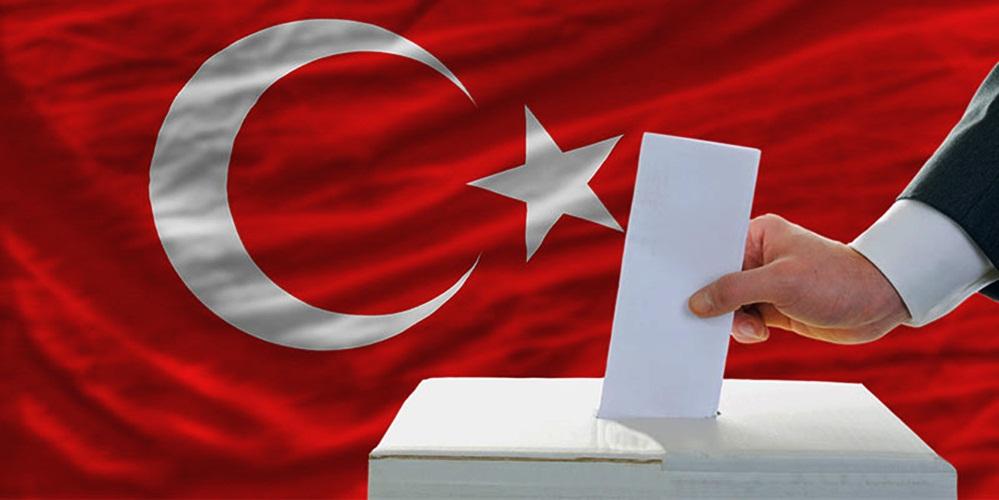 Türkiye Seçime Hazır..