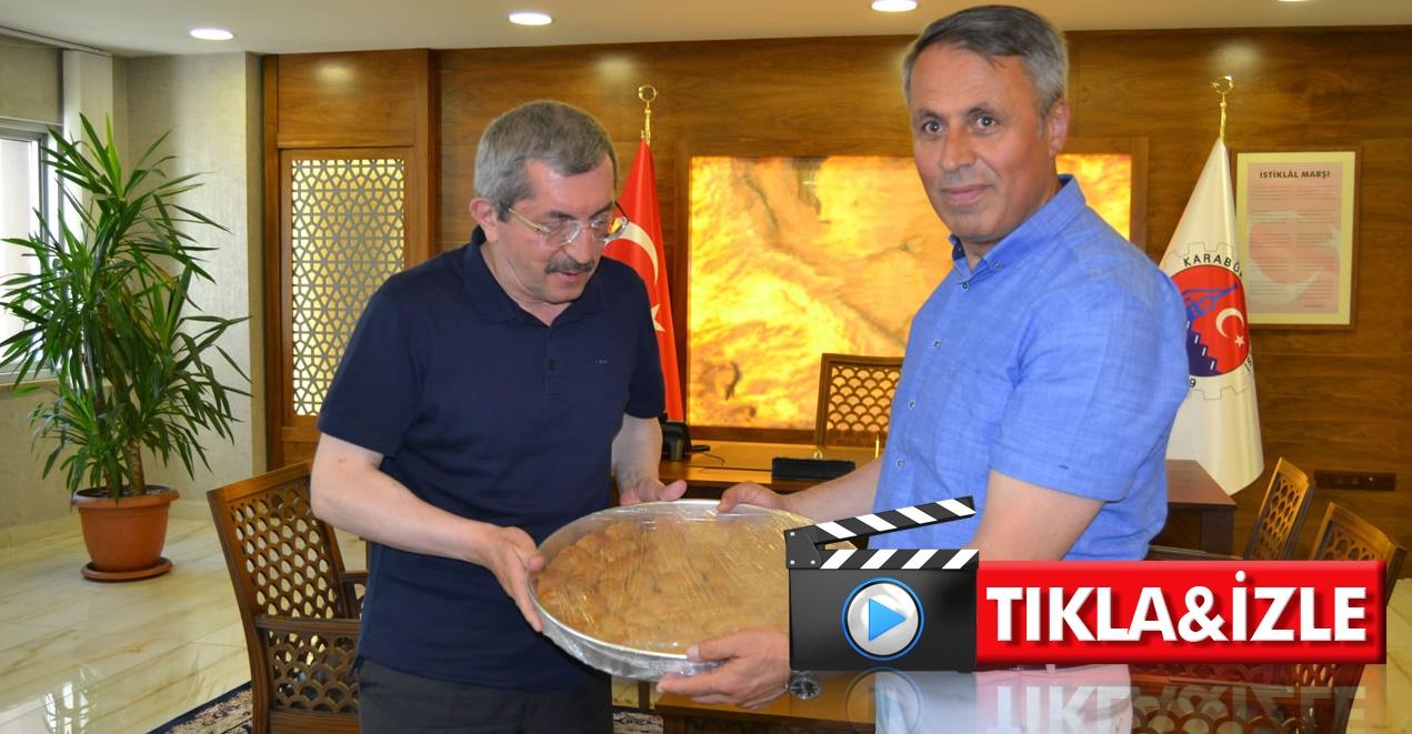"""Çerkeş Belediyesinin, Karabük'e """"Kardeş Şehir"""" Önerisi"""