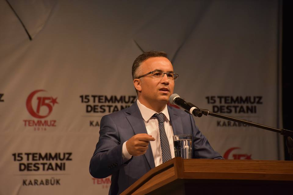 Vali Kemal Çeber'den Kutlama Mesajı