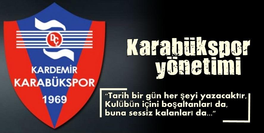 Karabükspor Yönetimi Sinyali Verdi