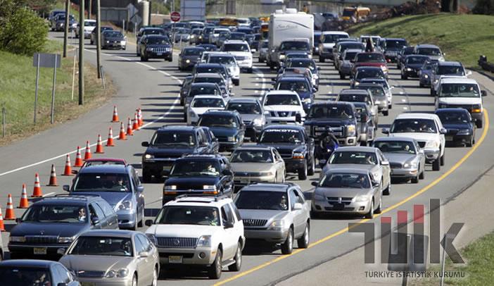 Karabük'te trafiğe kayıtlı araç sayısı 67 231 oldu