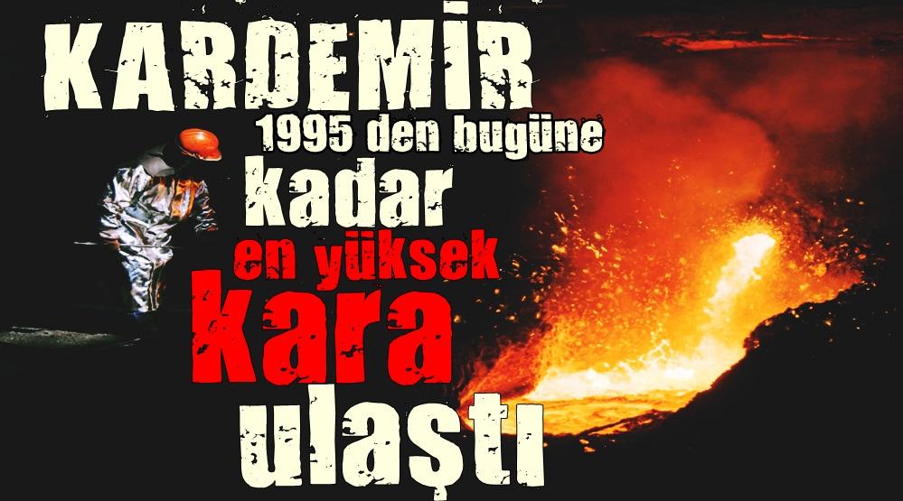 KARDEMİR'Net Karımız 439 Milyon TL Ulaştı'