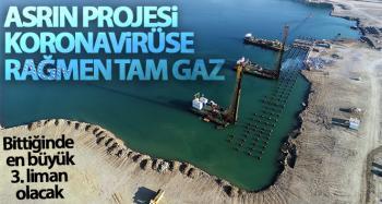 Filyos'ta 25 milyon tonluk Liman Projesi'nde sona gelindi