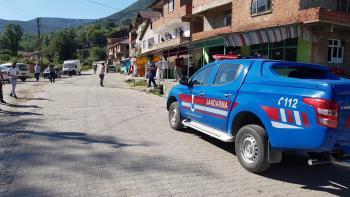 Korona vakalarının arttığı köy karantinaya alındı